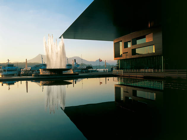KKL Luzern, Lucerne music venue, Time Out Switzerland