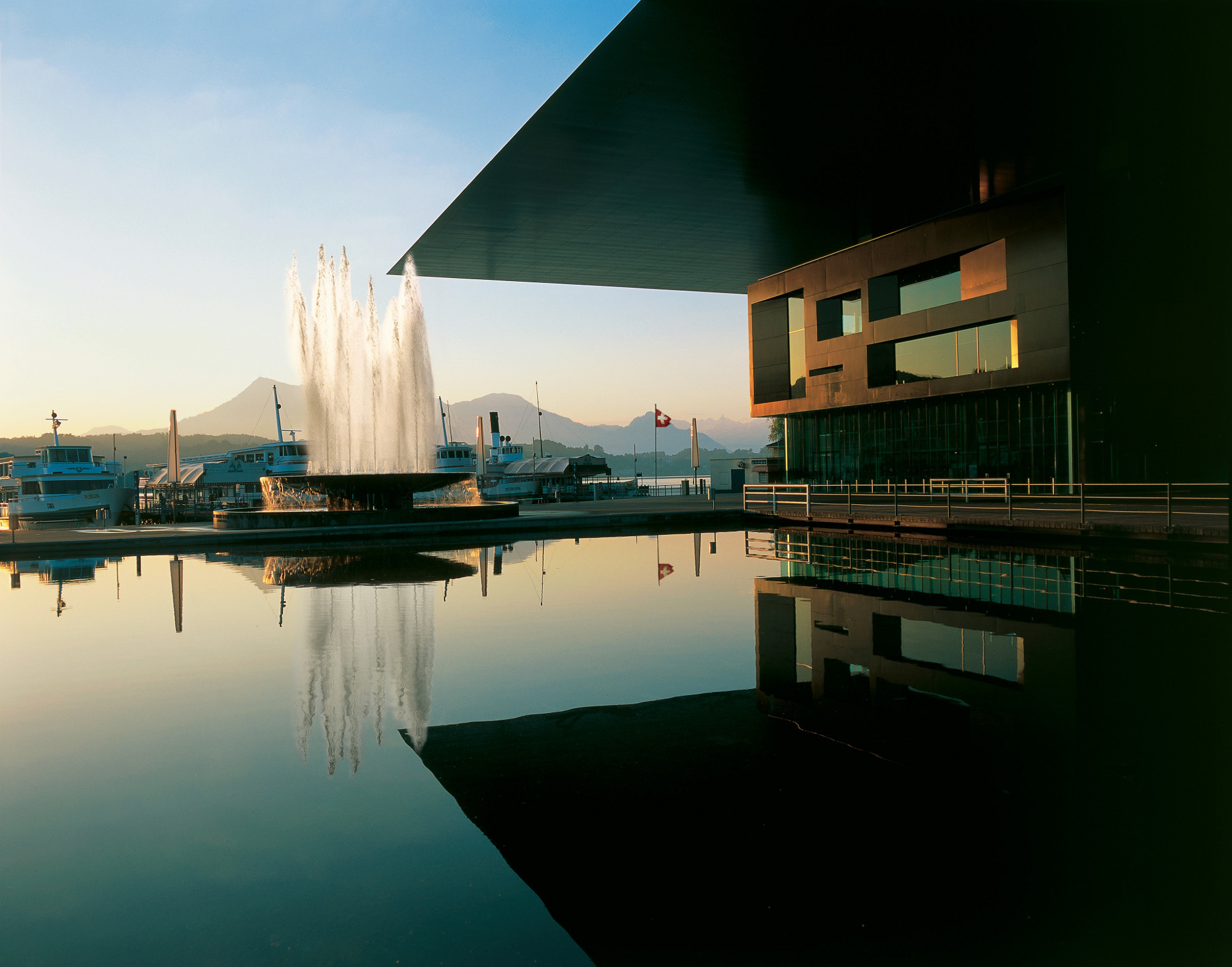 KKL Luzern, Lucerne music venue, Time Out Switzerland