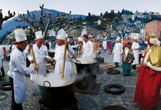 Risottata di Carnevale, Bellizona event, Time Out Switzerland