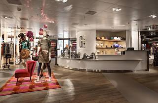 Bongénie is a designer department store in Geneva