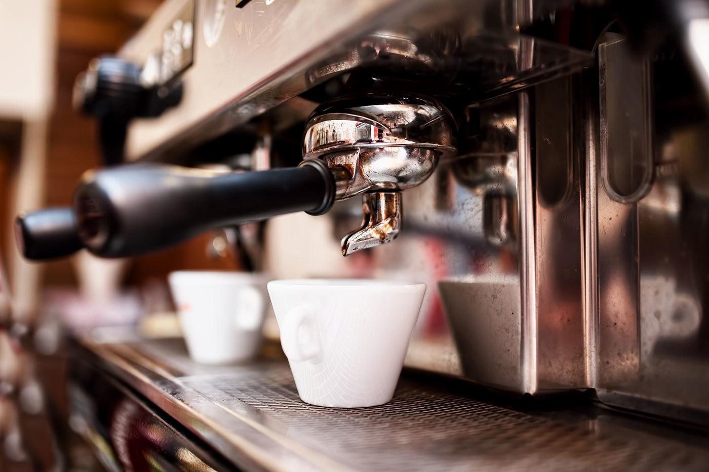Para tomar un café