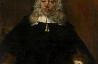 Rembrandt van Rijn ('Portrait of a Blond Man', 1667)