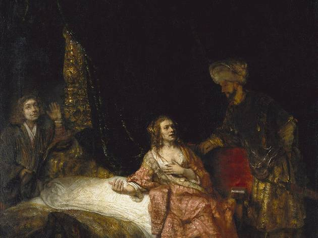 Rembrandt van Rijn ('Joseph and Potiphar's Wife', 1655)