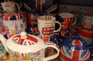 British shop (© Céline Astorg)