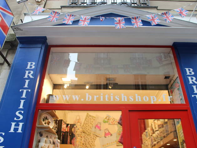 Shopping • British Shop