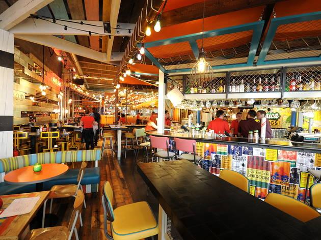Turtle Bay Restaurants In Ealing London