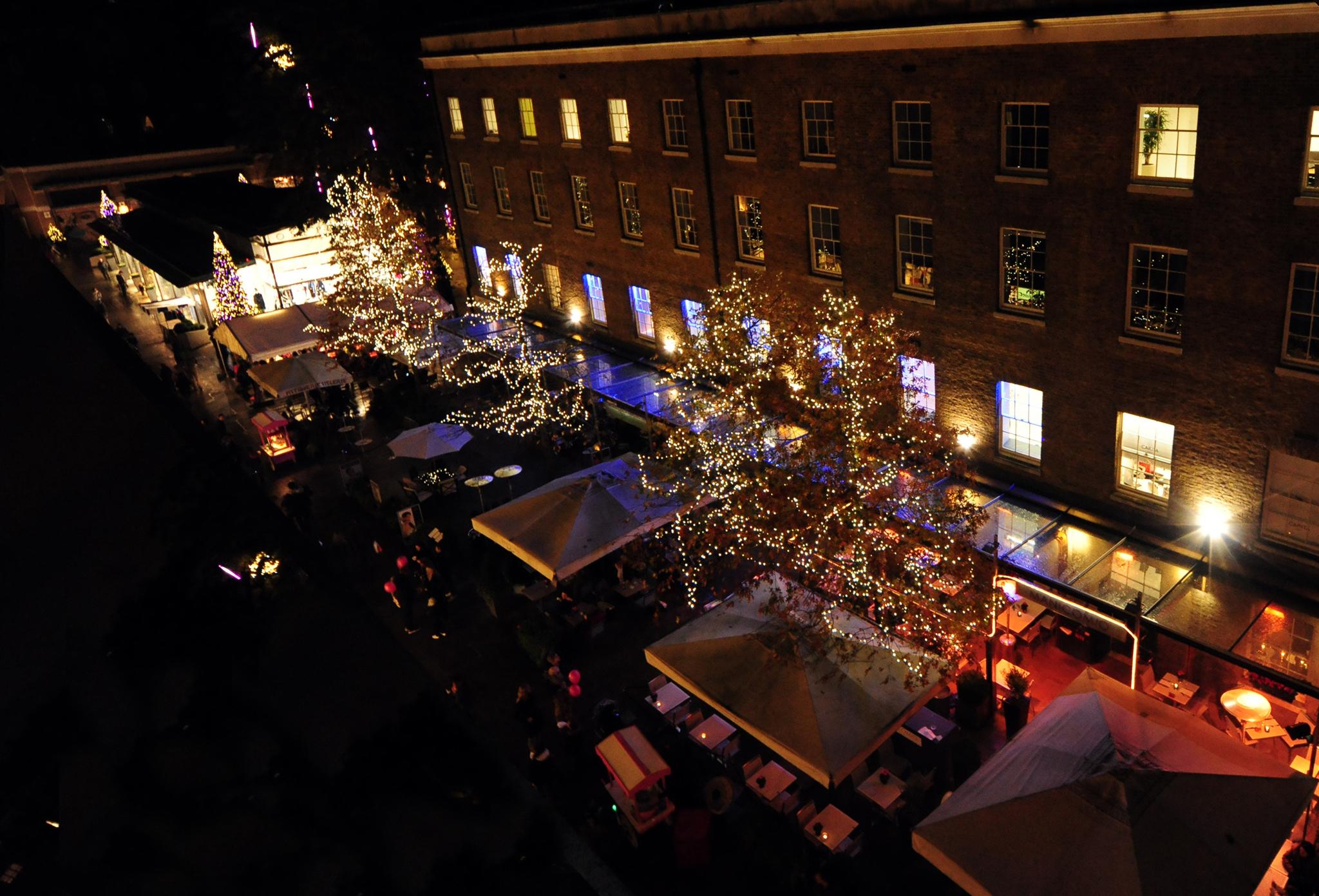 Christmas at Duke of York Square
