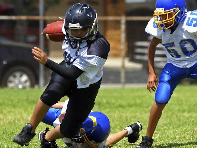 3142d3d78419f Futbol americano para niños