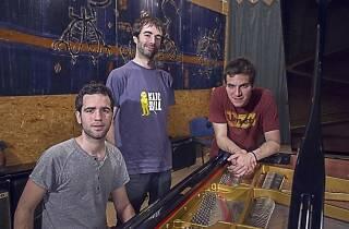 Desconnexions 2014: Threejay Trio