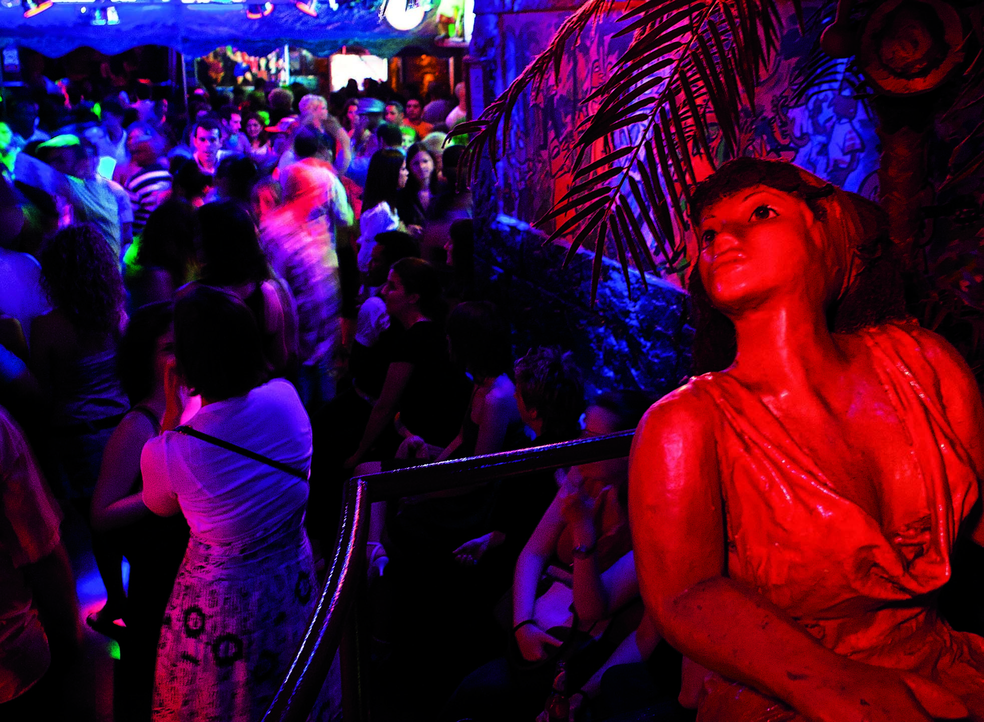 Salsa en Barcelona y otros bailes latinos