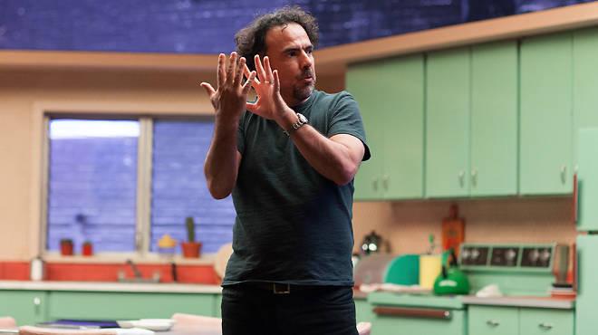 Alejandro González Iñárritu interview