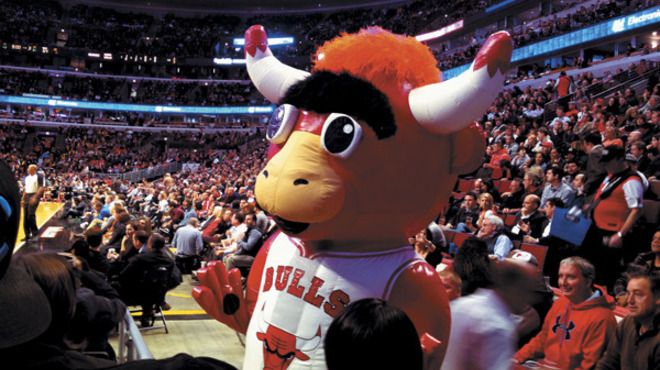 Bars to watch the Chicago Bulls games