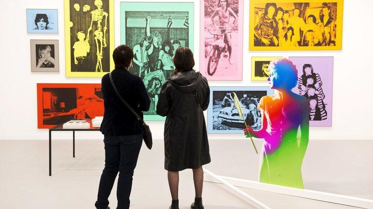 What not to miss at Frieze London and Frieze Masters