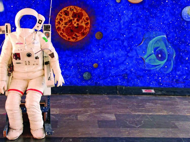 METRÓPOLIS: Planetario