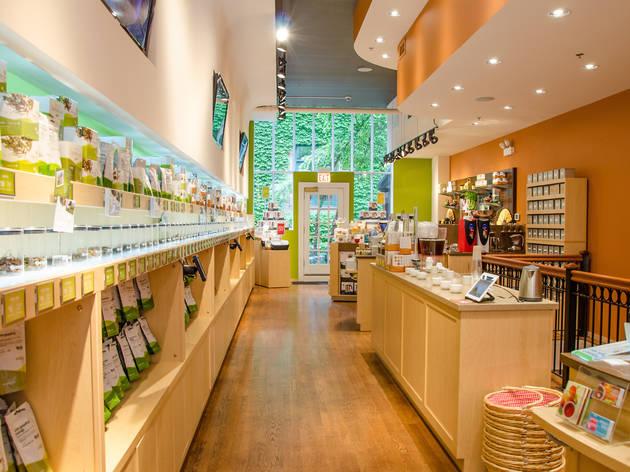 Adagio Teas is a top Chicago tea shop.
