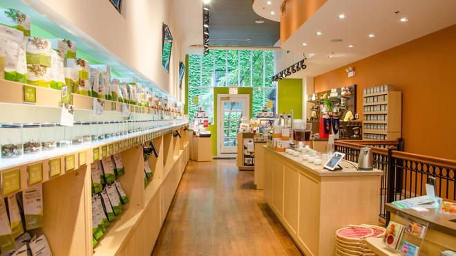 Chicago tea shops