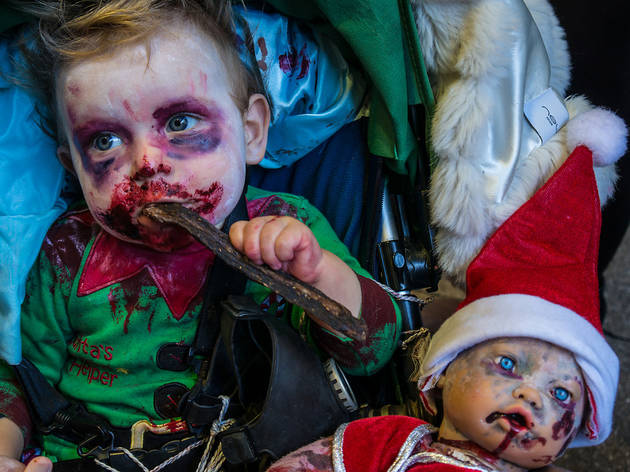 Baby zombies