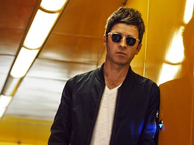 Noel Gallagher's High Flying Birds - 'Chasing Yesterday'