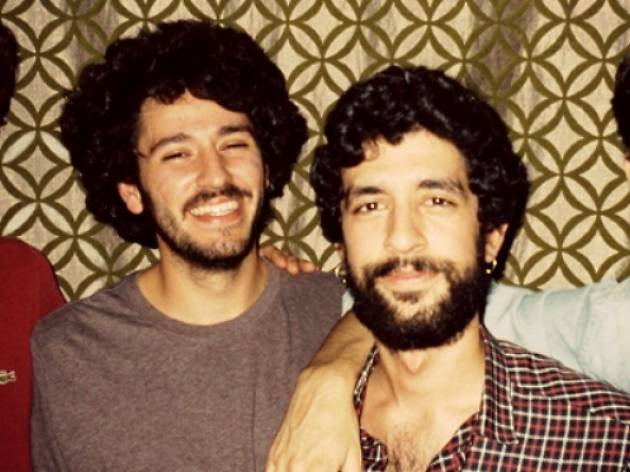 Da Souza + The Saurs