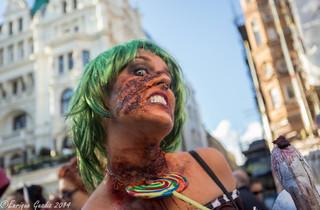 Zombie raver
