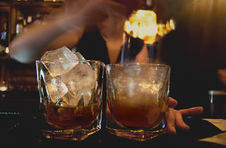L'Atelier Cocktail Club, Geneva bar, Time Out Switzerland