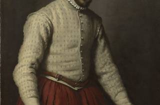 Giovanni Battista Moroni ('The Tailor', 1565-70)