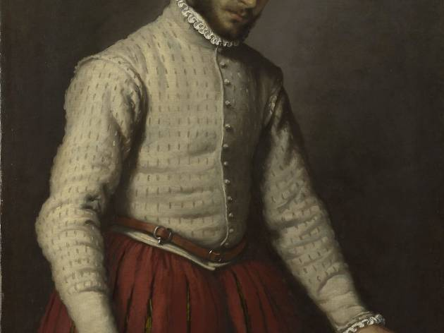 Giovanni Battista Moroni ('The Tailor', 1565-70)