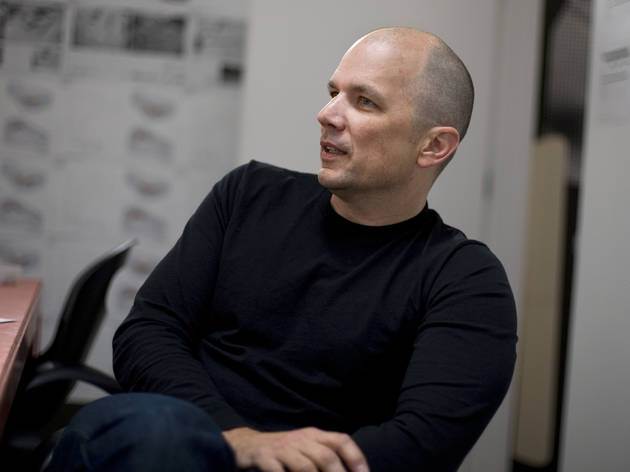 Michael Maltzan.
