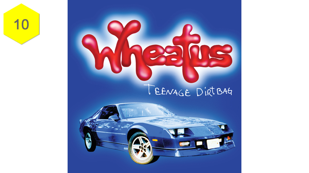 Wheatus, best song, one-hit wonder
