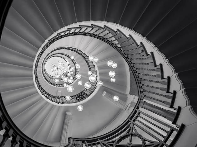 Heal's staircase