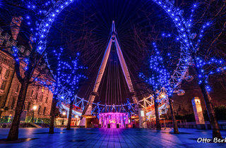 London Eye, South Bank