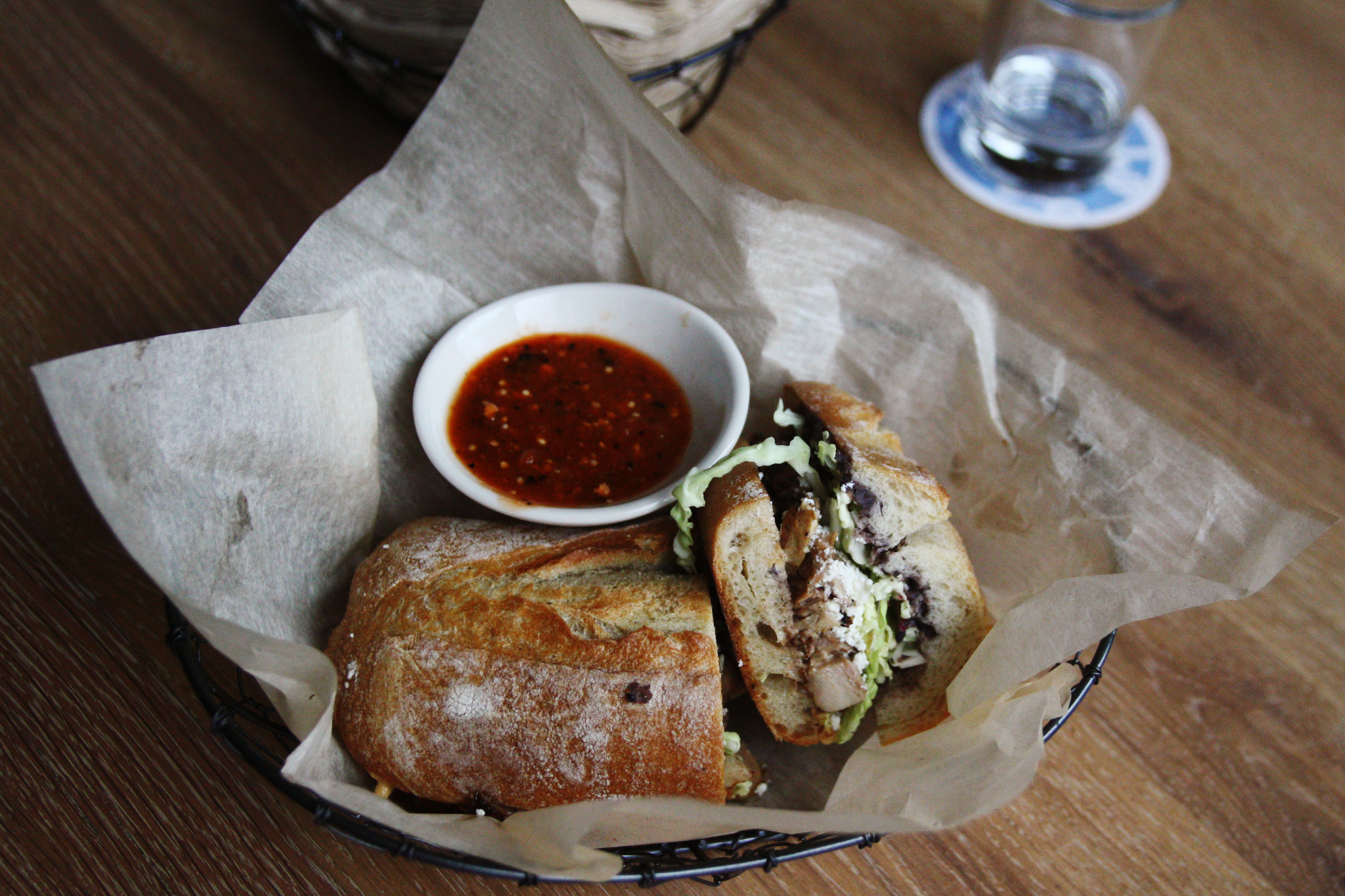Xoco Wicker Park brunch review