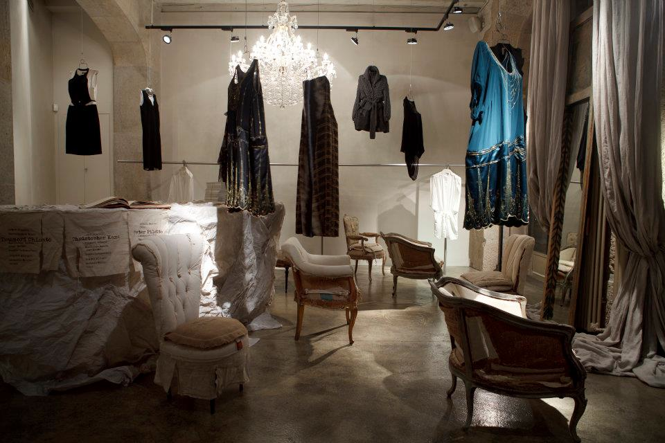 L'Apollinaire is a womenswear boutique in Geneva