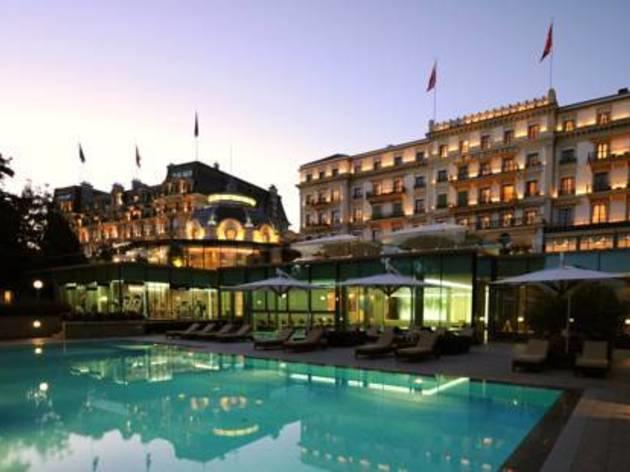 Beau-Rivage Palace - Lausanne