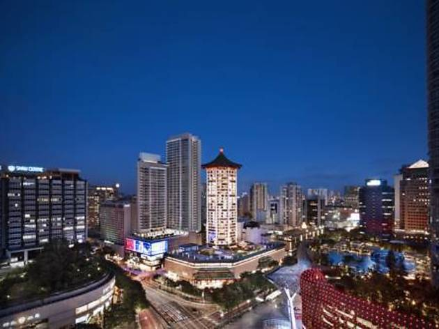 Singapore Marriott Tang Plaza Hotel Hotels In Orchard