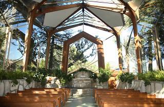Wayfarers Chapel.