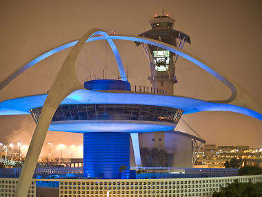 You won't be able to summon an Uber from the terminals at LAX anymore