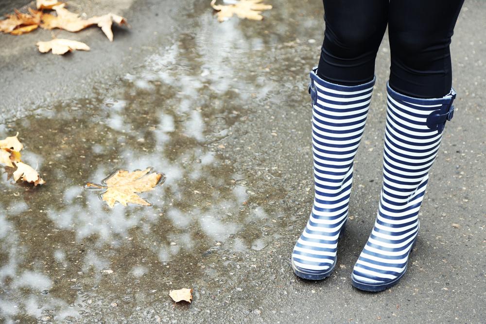 Ideas para disfrutar de un día de lluvia