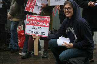 The Future is Fracking: Discuss