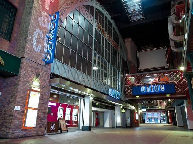 ODEON, The Printworks Manchester - ODEON Cinemas