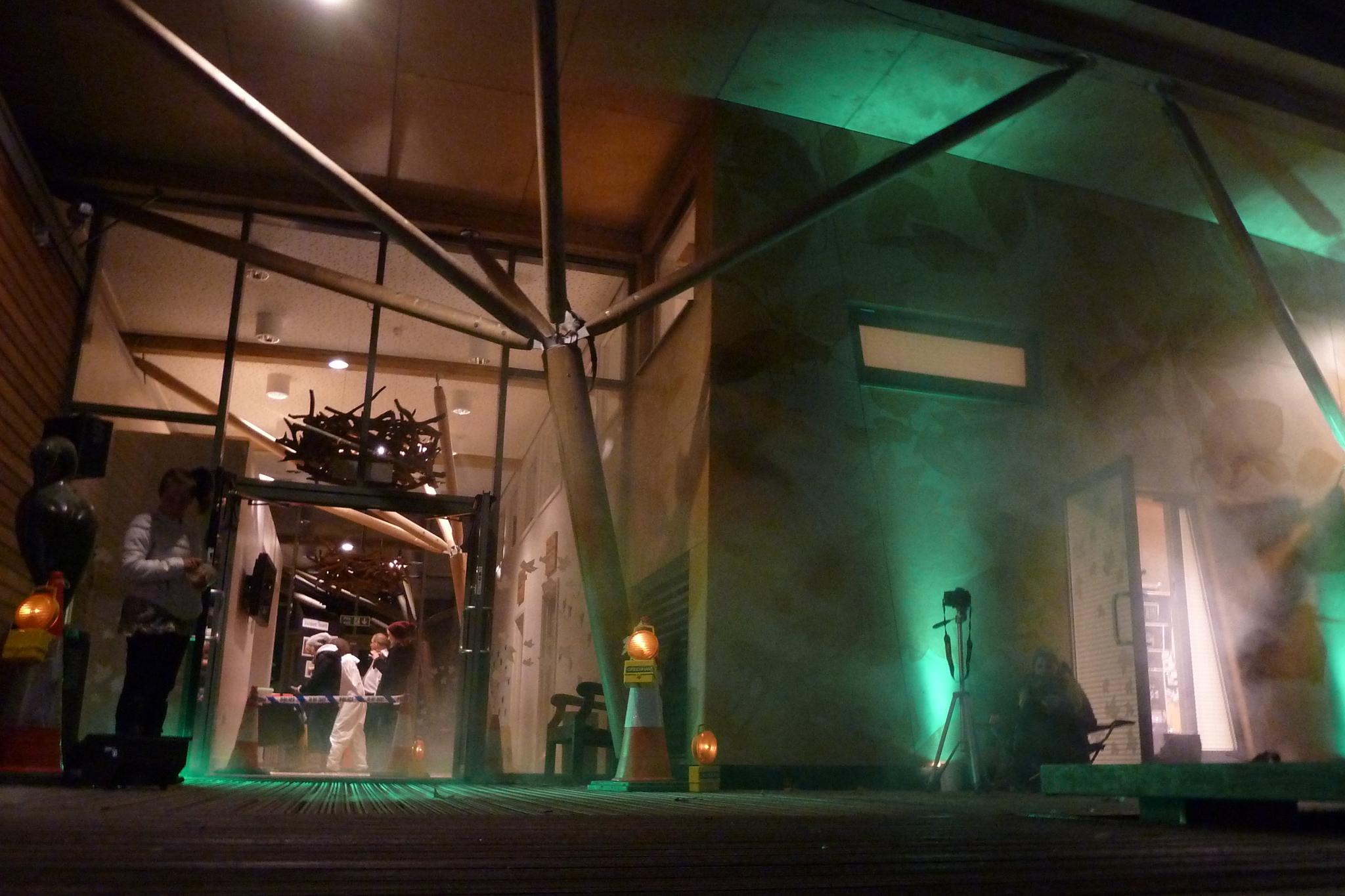 Nomad cinema, Spooky Halloween Screenings in Hyde Park