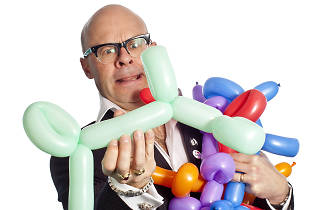 Harry Hill: Work-in-Progress