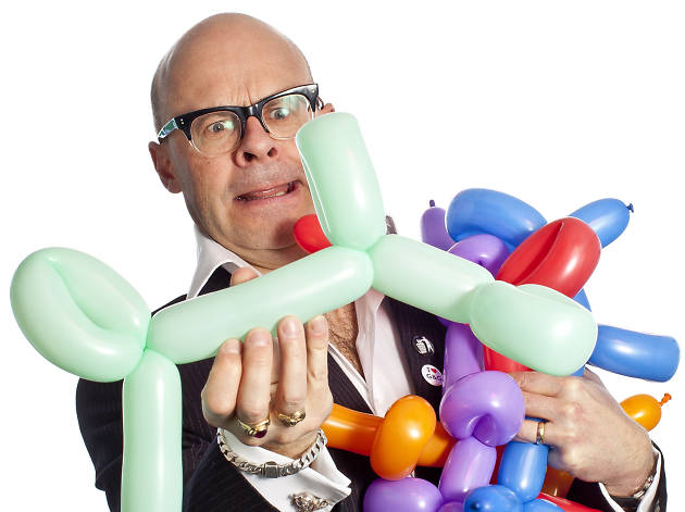 Harry Hill – Live Interview and Q&A