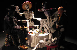 The Day of the Dead, Crick Crack Club