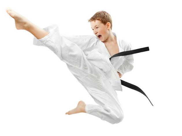 karate niños