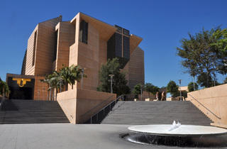 Cathedral of Our Lady of the Angels.