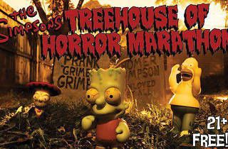 Treehouse of Horror Marathon