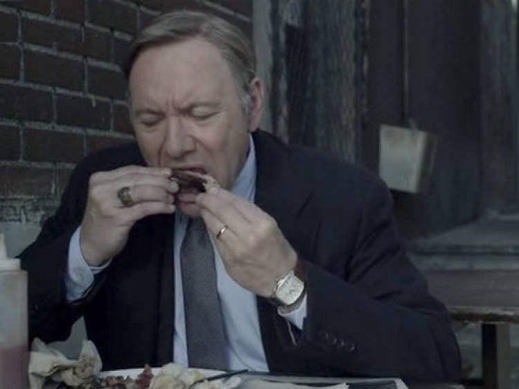 Costillitas - House of Cards
