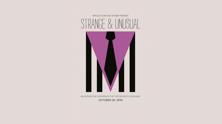 Strange & Unusual