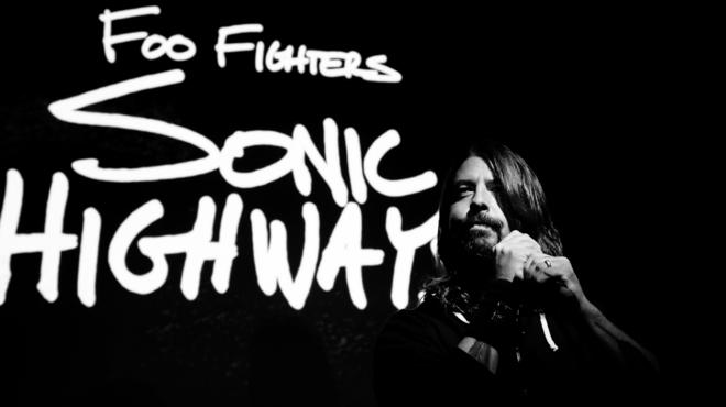 Foo Fighters at Cubby Bear